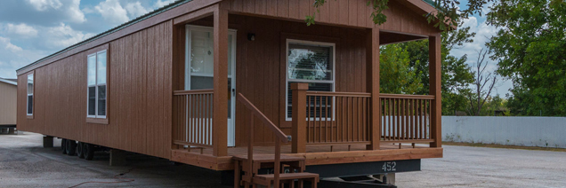 Manufactured and Mobile Home